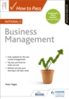 How to Pass National 5 Business Management: Second Edition - Book