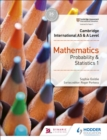 Cambridge International AS & A Level Mathematics Probability & Statistics 1 - eBook