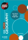 Need to Know: AQA A-level Geography - eBook