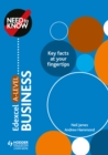 Need to Know : Edexcel A-level Business - eBook