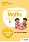 Hodder Cambridge Primary Maths Activity Book A Foundation Stage - eBook