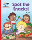 Reading Planet - Spot the Snacks! - Red A : Galaxy - eBook