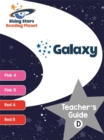 Reading Planet Galaxy Teacher's Guide D (Pink A - Red B) - Book