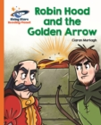 Reading Planet - Robin Hood and the Golden Arrow - Orange: Galaxy - eBook