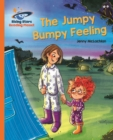Reading Planet - The Jumpy Bumpy Feeling - Orange: Galaxy - eBook