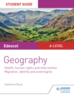 Edexcel A-level Geography Student Guide 5 : Health; Migration - eBook
