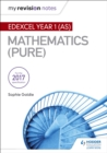 My Revision Notes: Edexcel Year 1 (AS) Maths (Pure) - eBook