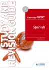 Cambridge IGCSE  Spanish Study and Revision Guide - eBook