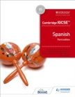 Cambridge IGCSE  Spanish Student Book Third Edition - eBook