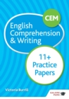 CEM 11+ English Comprehension & Writing Practice Papers - eBook