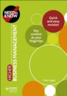 Need to Know: Higher Business Management - eBook