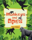 Reading Planet KS2 - Monkeys and Apes - Level 4 : Earth/Grey band - eBook