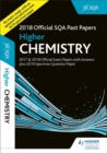 Higher Chemistry 2018-19 SQA Specimen and Past Papers with Answers - Book