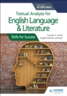 Textual analysis for English Language and Literature for the IB Diploma : Skills for Success - eBook
