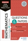 Essential SQA Exam Practice: Higher Mathematics Questions and Papers - eBook