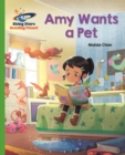 Reading Planet - Amy Wants a Pet - Green: Galaxy - eBook