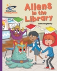 Reading Planet - Aliens in the Library - Purple: Galaxy - eBook
