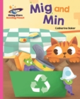 Reading Planet - Mig and Min - Pink A: Galaxy - eBook