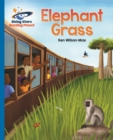 Reading Planet - Elephant Grass - Blue: Galaxy - eBook