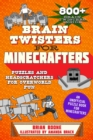 Brain Twisters for Minecrafters : Puzzles and Headscratchers for Overworld Fun - eBook