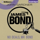 No Deals, Mr Bond - eAudiobook