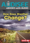 How Does Weather Change? - eBook