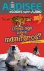 Sabes algo sobre mamiferos? (Do You Know about Mammals?) - eBook
