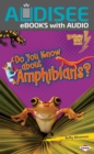 Do You Know about Amphibians? - eBook