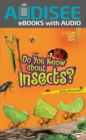Do You Know about Insects? - eBook