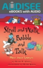 Stroll and Walk, Babble and Talk : More about Synonyms - eBook