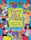 Tasty Bible Stories : A Menu of Tales & Matching Recipes - eBook