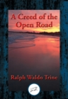 A Creed of the Open Road - eBook