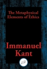 The Metaphysical Elements of Ethics - eBook