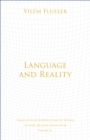 Language and Reality - Book
