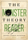 The Monster Theory Reader - Book