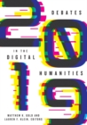 Debates in the Digital Humanities 2019 - Book