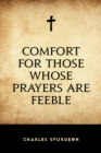 Comfort for Those Whose Prayers are Feeble - eBook