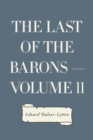 The Last of the Barons - Volume 11 - eBook