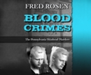 Blood Crimes - eAudiobook