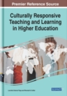 Culturally Responsive Teaching and Learning in Higher Education - Book
