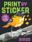 Paint by Sticker: Birds - Book