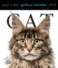 2019 Cat Gallery Page-A-Day Gallery Calendar - Book