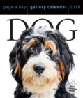 2019 Dog Gallery Page-A-Day Gallery Calendar - Book
