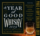 2019 a Year of Good Whisky Page-A-Day Calendar - Book