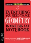 Everything You Need to Ace Geometry in One Big Fat Notebook - Book