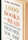 1,000 Books to Read Before You Die - Book
