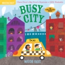 Indestructibles: Busy City - Book
