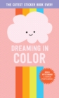 Pipsticks Dreaming in Color Sticker Book - Book