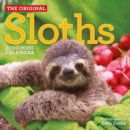2020 Sloth Mini Wall Calendar - Book