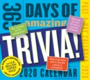 2020 365 Days of Amazing Trivia! Page-A-Day Calendar - Book
